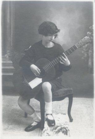 Rosario Huidobro 1922